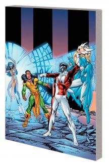 Alpha Flight Classic Vol. 3 (Trade Paperback)