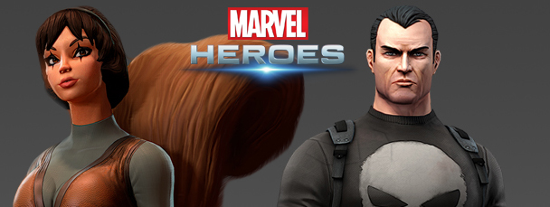Marvel Heroes PAX Trailer
