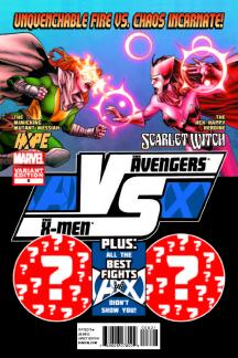 Avengers Vs. X-Men: Versus (2011) #6 (Fight Poster Variant)