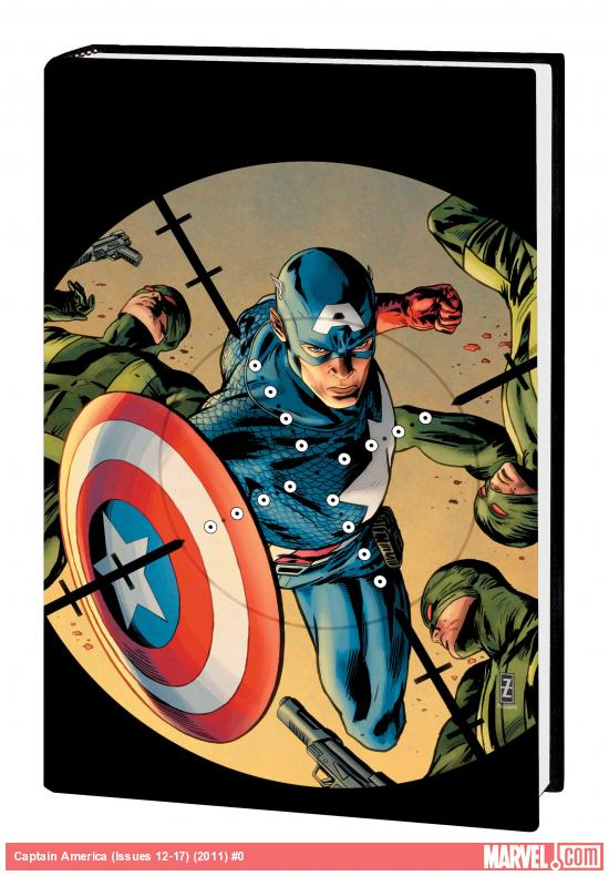 CAPTAIN AMERICA BY ED BRUBAKER VOL. 3 PREMIERE HC (COMBO)