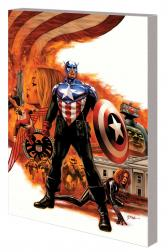 Captain America: The Death of Captain America Ultimate Collection (Trade Paperback)