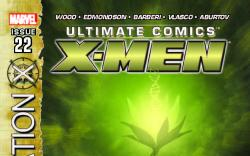 ULTIMATE COMICS X-MEN 22 (WITH DIGITAL CODE)