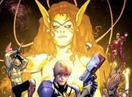 Angela Shines in Exclusive First Look at the Guardians of the Galaxy #5 Cover