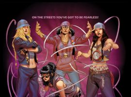 Fearless Defenders #10 cover by Mark Brooks