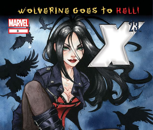 Pics Photos - M... X 23 Comic