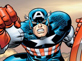 Follow the History of Captain America Pt. 12