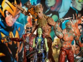 Guardians of the Galaxy Hasbro Figures