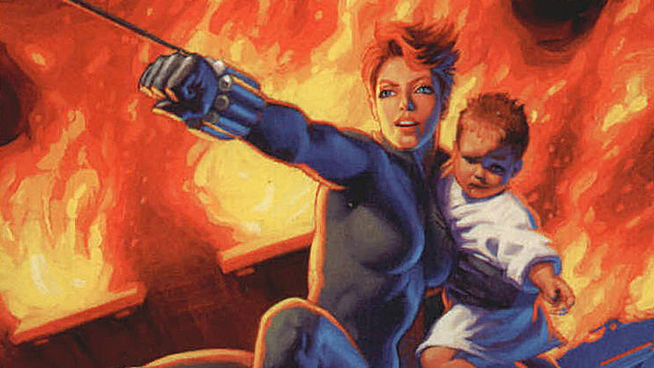 The History of Black Widow Pt. 13