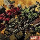 FIRST LOOK: World War Hulks Variant Covers
