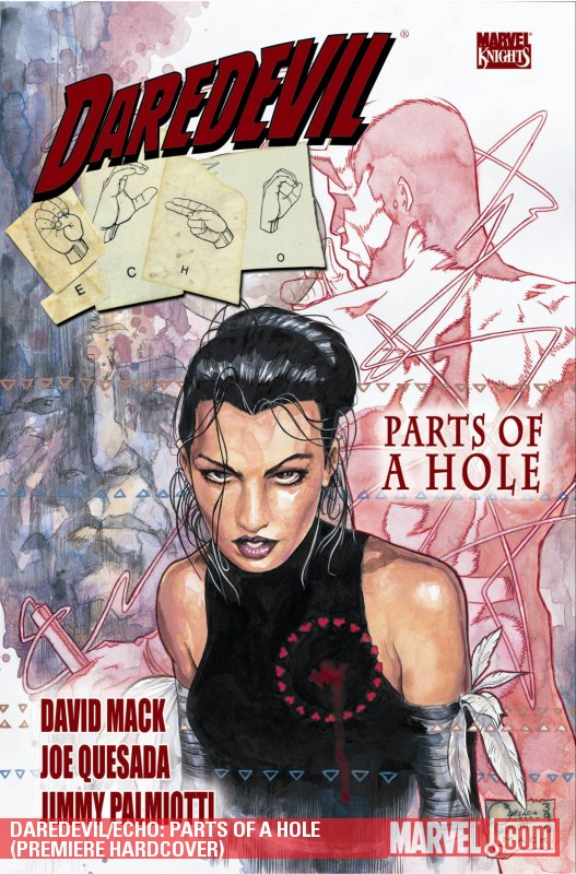 Daredevil/Echo: Parts of a Hole (Hardcover)