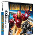 Iron Man 2: The Video Game DS Box Art