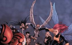 DARK AVENGERS/UNCANNY X-MEN: EXODUS #1