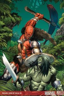 Son of Hulk (2008) #6