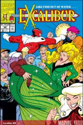 Excalibur #28 