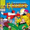 EXCALIBUR #28 COVER