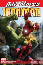 Marvel Adventures Iron Man Special Edition #1