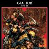 X-Factor #26 Finch Cover