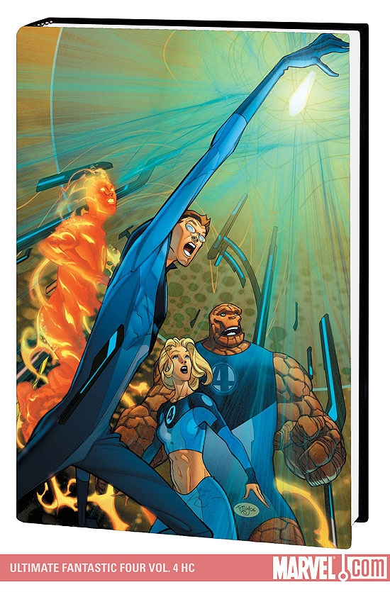 ULTIMATE FANTASTIC FOUR VOL. 4 #0
