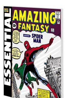 Essential Spider-Man Vol. 1 (New (Trade Paperback)