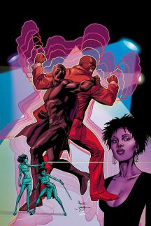 Black Panther (2005) #10