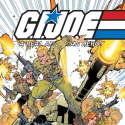 G.I. JOE VOL. I TPB COVER