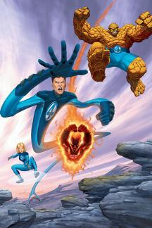 Ultimate Fantastic Four (2003) #6