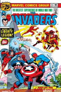 Invaders (1975) #6