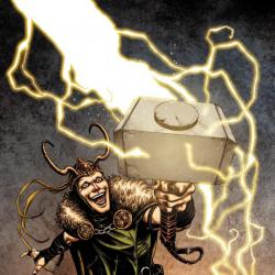 LOKI #1 (2010) cover