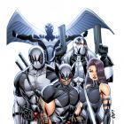 UNCANNY X-FORCE #1 variant cover by Rob Liefeld