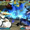 Ryu vs. Dante in Marvel vs. Capcom 3