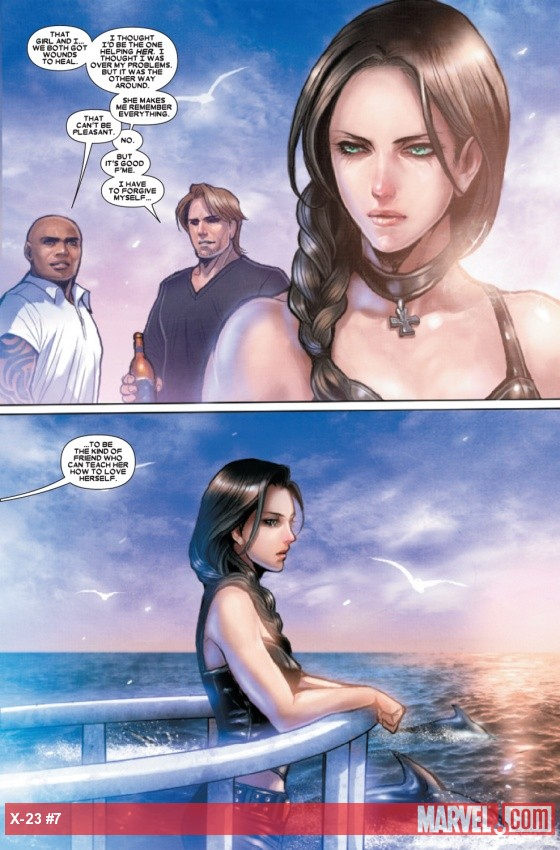 x 23 And Gambit Preview x 23 7