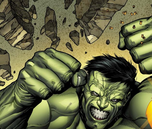 Incredible Hulks Annual #1 cover