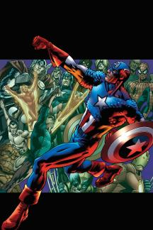 Captain America: Man Out of Time (2010) #5