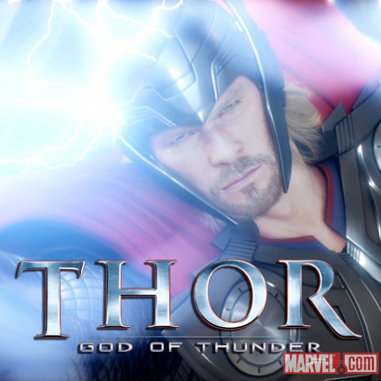 Thor: God of Thunder Prologue Trailer