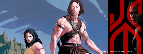 5 Reasons to be Psyched for John Carter