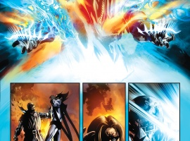FF #9 preview art by Steve Epting