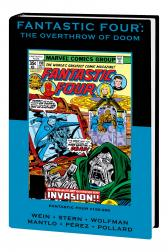 Fantastic Four: The Overthrow of Doom (Hardcover)