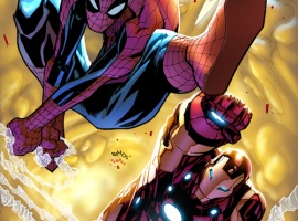 Sneak Peek: Avenging Spider-Man #1 Variant Cover