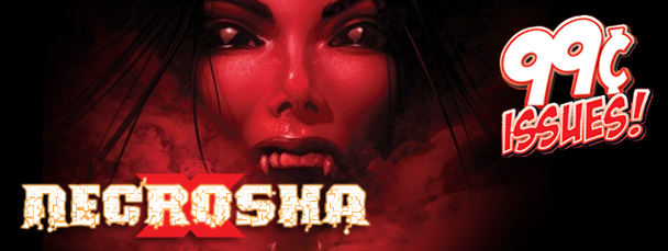 Marvel App: Get X-Necrosha for 99 Cents