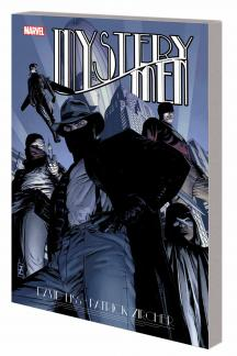 Mystery Men (Trade Paperback)