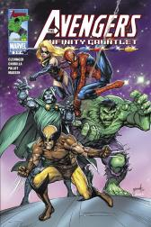 Avengers &amp; the Infinity Gauntlet #3 