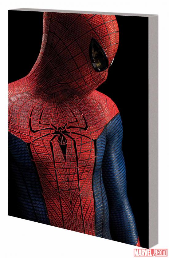 THE AMAZING SPIDER-MAN: THE MOVIE PRELUDE TPB