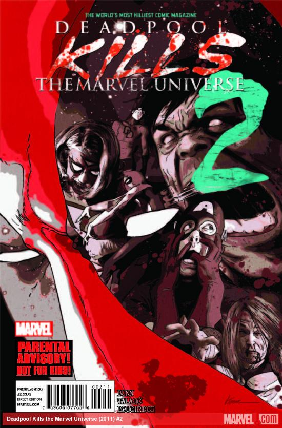 DEADPOOL KILLS THE MARVEL UNIVERSE 2