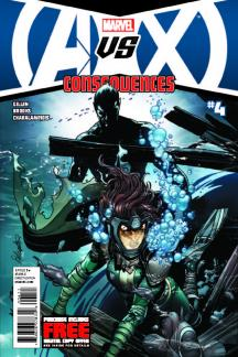 Avx: Consequences (2012) #4