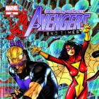 AVENGERS 33 (WITH DIGITAL CODE)