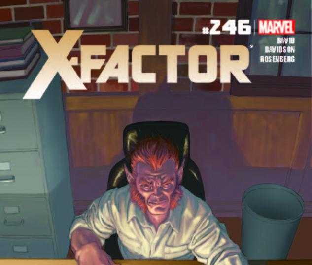 X-FACTOR 246