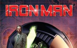 Cover from Iron Man (2012) #2 (LAND VARIANT)