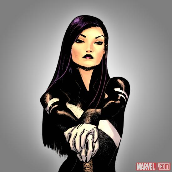 Psylocke Master