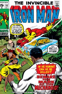 Iron Man (1968) #32