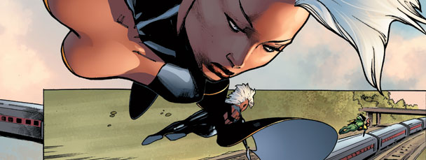 Welcome to the X-Men: Storm